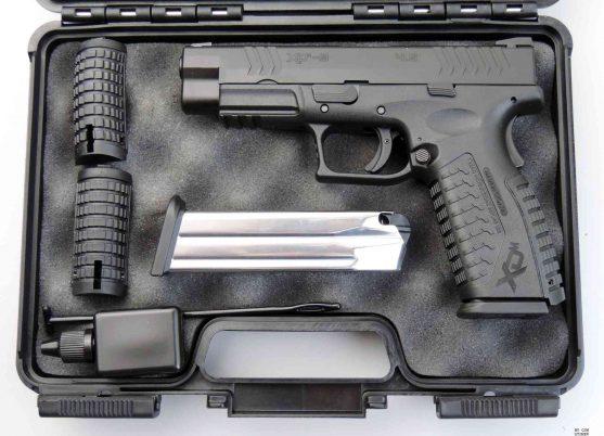 HS Produkt XDM 9 4.5