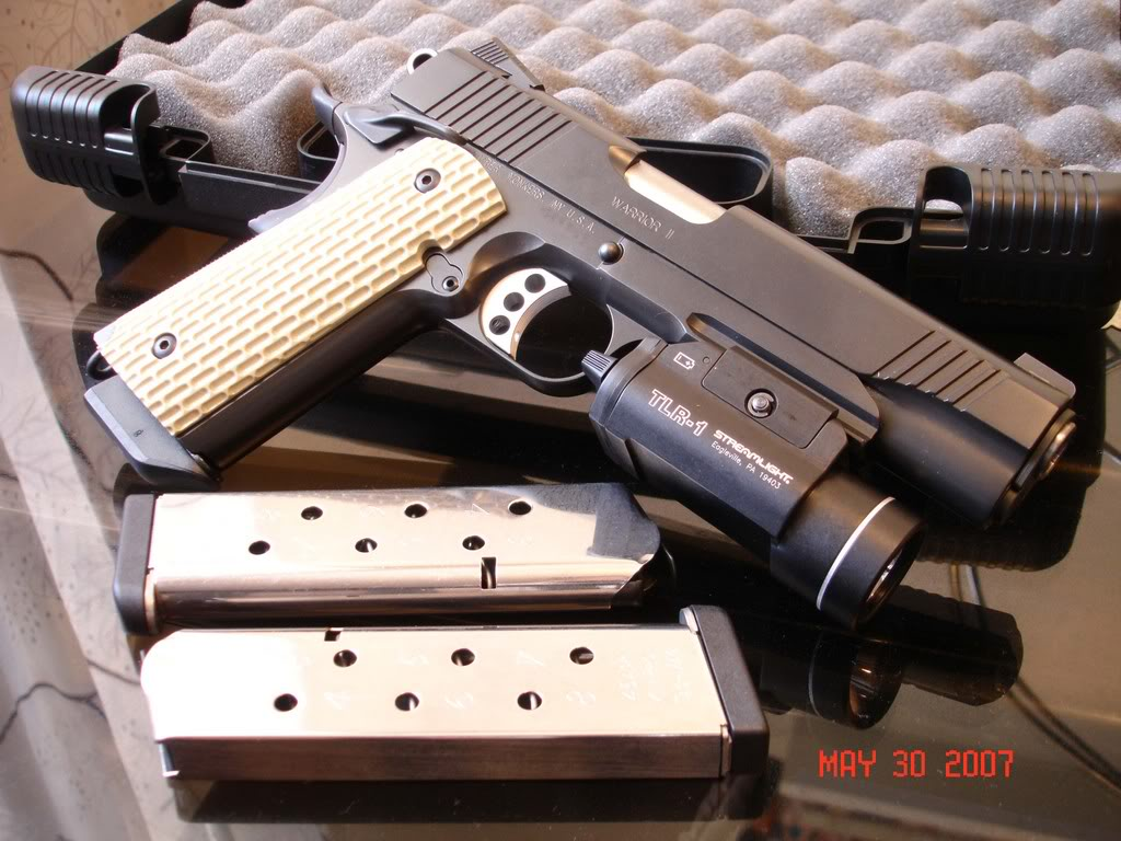 Kimber Warrior 45 ACP