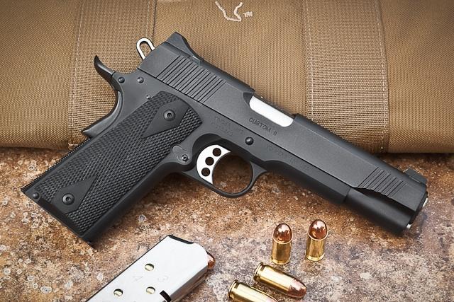 Klimber custom II 45 ACP